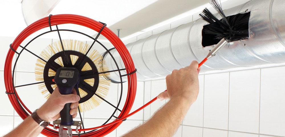 очистка вентиляции дома