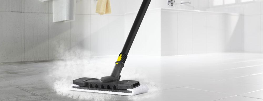 Очистка швов на полу